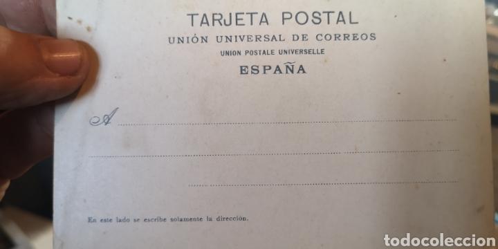 Postales: Antigua postal de Toledo a orillas del Tajo - Foto 3 - 224858048