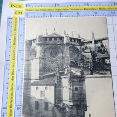 Postais: POSTAL DE TOLEDO. SIGLO XIX - 1905. ÁBSIDE DE LA CATEDRAL 1358 HAUSER MENET. 1537. Lote 227619825