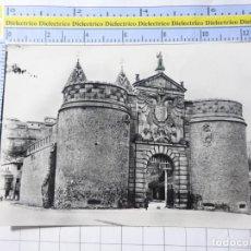 Postais: POSTAL DE TOLEDO. AÑOS 30 50. PUERTA DE VISAGRA. 8 HELIOTIPIA. 1555. Lote 227624200