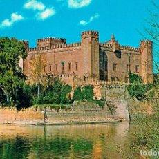 Postales: TOLEDO, CASTILLO DE MALPICA. Lote 228005053