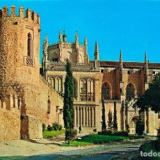Postales: TOLEDO, CASTILLO VISIGODO Y SAN JUAN DE LOS REYES. Lote 228005285