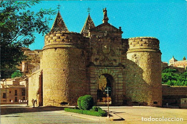 TOLEDO, PUERTA DE BISAGRA (Postales - España - Castilla la Mancha Moderna (desde 1940))
