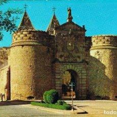 Postales: TOLEDO, PUERTA DE BISAGRA. Lote 228007697