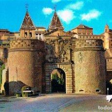 Postales: TOLEDO, PUERTA DE BISAGRA. Lote 228007955