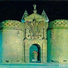 Postales: TOLEDO, PUERTA DE BISAGRA. Lote 228008091