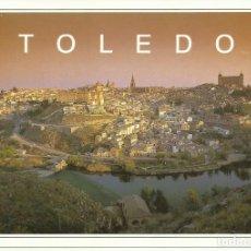 Postales: POSTAL DE TOLEDO. VISTA GENERAL.. Lote 228239480