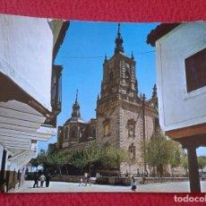 Postales: POST CARD KARTE CARTE POSTALE Nº 3 ORGÁZ TOLEDO IGLESIA PARROQUIAL PAROCHIAL CHURCH, ED. VISTABELLA. Lote 228421620