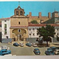 Cartoline: MOLINA DE ARAGON ( GUADALAJARA ) , NUM 38 , PLAZA DE CALVO SOTELO . EDICIONES VISTABELLA. Lote 230568490