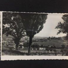 Postales: SIGÜENZA - VISTA PARCIAL Y CASTILLO - Nº 102 ED. NIETA DE C. ROGRIGO. Lote 231731210
