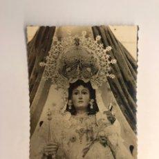 Cartoline: GUADALAJARA POSTAL NO.26, NTRA. SRA. DE LA ANTIGUA. PATRONA, EDIC., DARVI (A.1961) CÍRCULADA. Lote 233316500