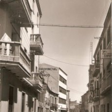 Postales: TARANCÓN (CUENCA) CALLE ZAPATERÍA.. Lote 234430010