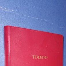 Postales: LIBRO DE POSTALES DESPLEGABLE TOLEDO, SINAGOGA DEL TRÁNSITO. (20 POSTALES) 15 X 11 CM. Lote 235165980