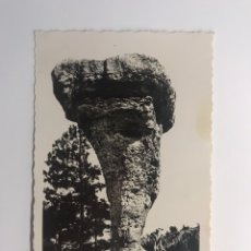 Cartes Postales: CUENCA POSTAL NO.12, CIUDAD ENCANTADA. GOMO ALTO. EDIC., ARRIBAS. FOTO MONJAS (H.1940?). Lote 235582320