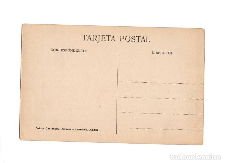 Postales: CIUDAD REAL. MANUEL MADRID PENOT. FÁBRICA DE HARINAS, ACEITES, VINOS Y CERÁMICAS. VISTA PARCIAL. - Foto 2 - 236030655
