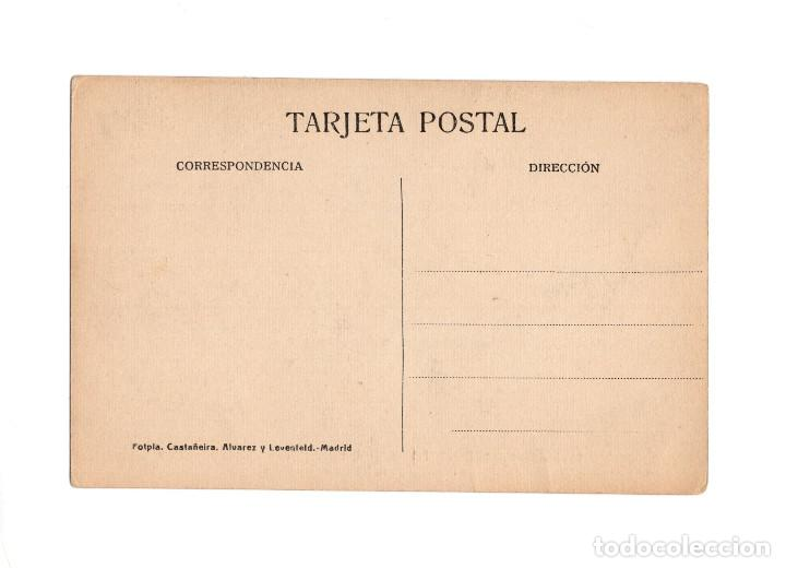 Postales: CIUDAD REAL. MANUEL MADRID PENOT. FÁBRICA DE HARINAS, ACEITES, VINOS Y CERÁMICAS. VISTA PARCIAL. - Foto 2 - 236031170