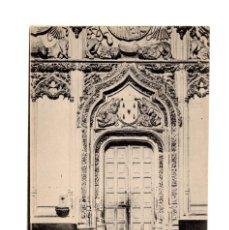 Cartoline: TOLEDO.- SAN JUAN DE LOS REYES. PUERTA.. Lote 236124100