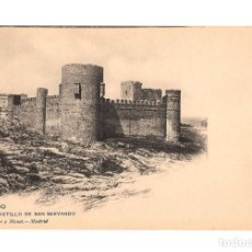Cartes Postales: TOLEDO.- CASTILLOS DE SAN SERVANDO.. Lote 236129185