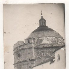 Postales: FOTOGRAFÍA DE ÉPOCA ERMITA DEL SANTÍSIMO CRISTO DE LA MISERICORDIA MIGUELTURRA CIUDAD REAL 1912. Lote 240812225
