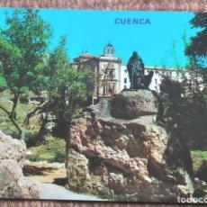 Postales: CUENCA - MONUMENTO AL PASTOR CONQUENSE. Lote 240989660