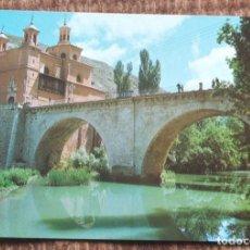 Postales: CUENCA - IGLESIA NTRA. SRA. DE LA LUZ. Lote 240990795
