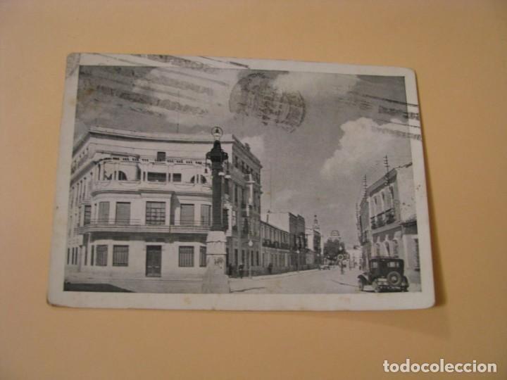 POSTAL DE CIUDAD REAL. AVENIDA DE LOS MÁRTIRES. (PARCIAL). FOTO SALAS. CIRCULADA. (Postales - España - Castilla la Mancha Moderna (desde 1940))