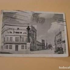 Postales: POSTAL DE CIUDAD REAL. AVENIDA DE LOS MÁRTIRES. (PARCIAL). FOTO SALAS. CIRCULADA.. Lote 242203515