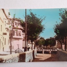 Postales: NAVAHERMOSA - PLAZA DE LA AVENIDA JOSÉ ANTONIO - TOLEDO - P44377. Lote 244549910