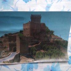 Postales: POSTAL ALARCON CUENCA, CASTILLO DE ALARCON. Lote 244662645