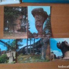 Postales: LOTE 5 POSTALES DE CUENCA. Lote 244677540