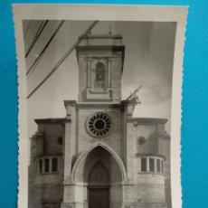 Cartoline: ALBACETE - IGLESIA SAN JUAN BAUTISTA .- EDICIONES GARCIA GARRABELLA Nº 9 .. Lote 244730445