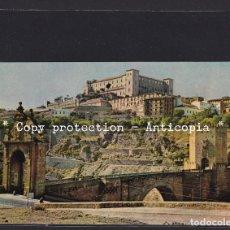 Postales: POSTAL DE ESPAÑA - TOLEDO. PUENTE DE ALCÁNTARA A. 105. Lote 244897570
