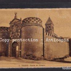 Postales: POSTAL DE ESPAÑA - 3.- TOLEDO.- PUENTE DE VISAGRA.. Lote 245216480