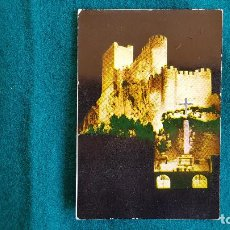 Postales: POSTAL DE ALMANSA - CASTILLO - ALBACETE - RW. Lote 245614385