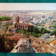 Postales: POSTAL DE ALMANSA (1970) VISTA PARCIAL - ALBACETE - RW. Lote 245615160