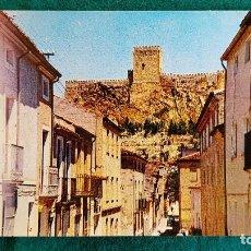Postales: POSTAL DE ALMANSA (1970) CALLE GENERAL MARTINEZ ANIDO - ALBACETE - RW. Lote 245615350