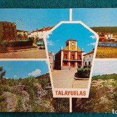Postales: POSTAL DE TALAYUELAS - CUENCA - RW. Lote 245711890