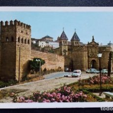 Postales: TOLEDO - PUERTA BISAGRA AÑOS 60?. Lote 245884680