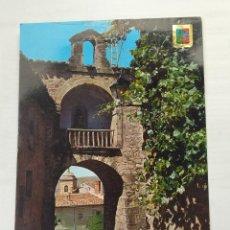 Postales: SIGÜENZA ( GUADALAJARA ) ARQUILLO, LA CIUDAD DEL DONCEL -CIRCULADA. Lote 246005105