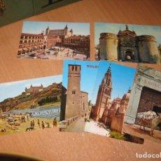 Postales: 6 POSTALES DE TOLEDO. Lote 246133650
