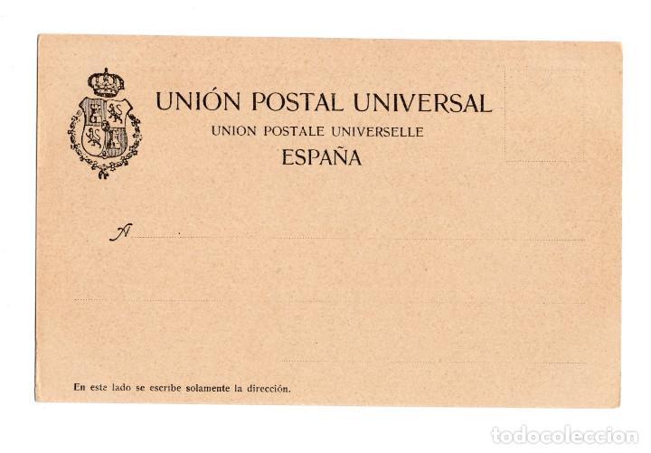 Postales: TOLEDO - RECUERDO DE TOLEDO - PALACIO DE D. PEDRO EL CRUEL VDA, DE MUÑOZ Y SOBo. - Foto 2 - 248069915
