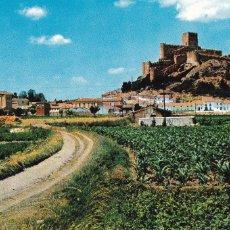 Cartoline: ALBACETE, ALMANSA, PANORAMICA DEL CASTILLO. ED. RO-FOTO Nº 2. AÑO 1964. ESCRITA. Lote 249374835