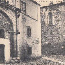 Cartes Postales: (1816) POSTAL TOLEDO - PALACIO DE LOS CONDES - HAUSER Y MENET - SIN CIRCULAR. Lote 252571275