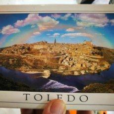 Postales: BLOC CON 18 POSTALES DE TOLEDO ESTADO REGULAR. Lote 253895820