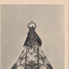 Postales: MOLINA DE ARAGON (GUADALAJARA) - IMAGEN DE NUESTRA SEÑORA DE LA HOZ. Lote 253906825