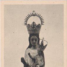 Postales: MOLINA DE ARAGON (GUADALAJARA) - IMAGEN DE NUESTRA SEÑORA DE LA HOZ SIN MANTO. Lote 253907000
