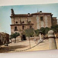 Postales: TARJETA POSTAL. TOLEDO. ILLESCAS. Nº 9.- HOSPITAL DE NTRA. SRA. DE LA CARIDAD. ED. FISA. Lote 253914505