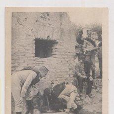 Postales: POSTAL. LA FUENTE DE LA TEJA. COLECCIÓN G. F. A. I. DE 1907. PELÁEZ, TOLEDO. Lote 253925935