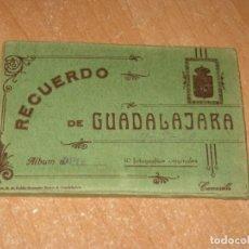 Postales: DESPLEGABLE DE POSTALES DE GUADALAJARA. Lote 255456055