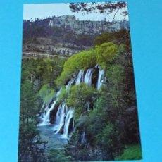 Postales: NACIMIENTO RIO CUERVO. CUENCA. EDICIONES SICILIA. Lote 255917630