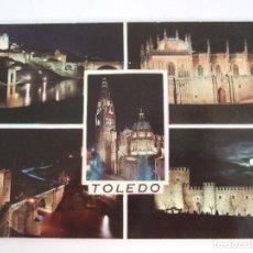 Postales: POSTAL TOLEDO - VARIAS VISTAS - 1963 - ARRIBAS 2033 - ESCRITA SIN CIRCULAR. Lote 256099795